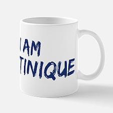 I am Martinique Mug