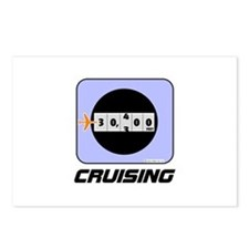 *NEW DESIGN*  CRUISING... Postcards (Package of 8)