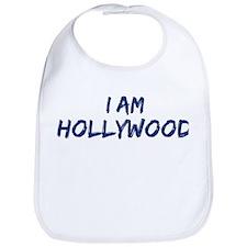 I am Hollywood Bib