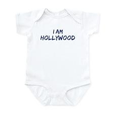 I am Hollywood Infant Bodysuit