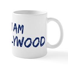 I am Hollywood Mug