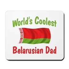 Coolest Belarusian Dad Mousepad
