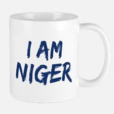 I am Niger Mug