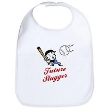 Future Slugger Bib