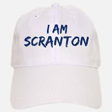 I am Scranton Baseball Baseball Cap