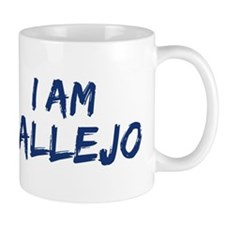 I am Vallejo Mug