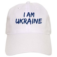 I am Ukraine Baseball Cap