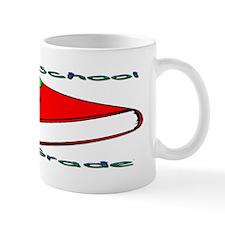 Bookworm 1st Grade Mug