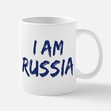 I am Russia Mug