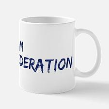I am Russian Federation Mug