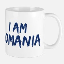 I am Romania Mug