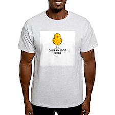 Canaan Dog Chick T-Shirt