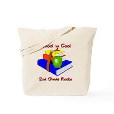 School's Cool 2nd Grade Rocks Tote Bag