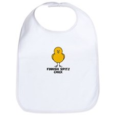 Finnish Spitz Chick Bib