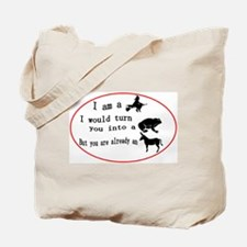Witchy Spell Shoppe Tote Bag
