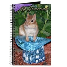 Chester the chipmunk Journal