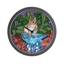 Chester the chipmunk Wall Clock