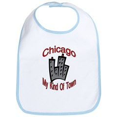 Chicago: My Kind Of Town Bib