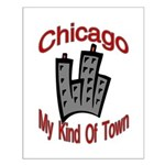Chicago: My Kind Of Town Small Poster