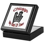 Chicago: My Kind Of Town Keepsake Box