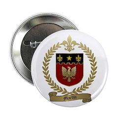 MARTIN Family Crest Button