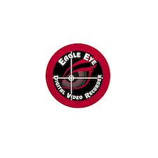 Eagle eye Mini Button