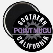 Point Mugu California Magnet