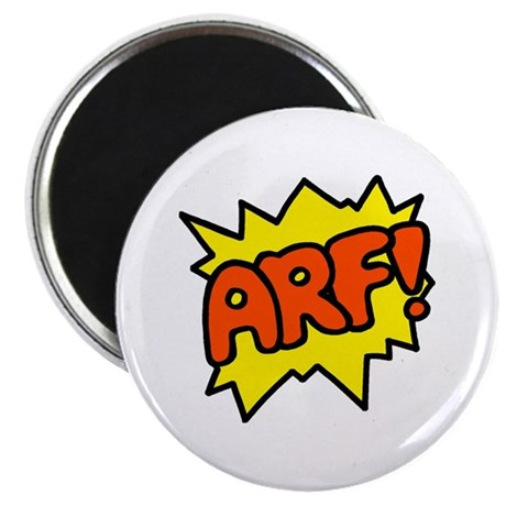 "'Arf!' 2.25"" Magnet (10 pack)"