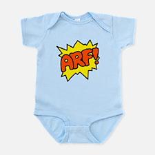 'Arf!' Infant Bodysuit