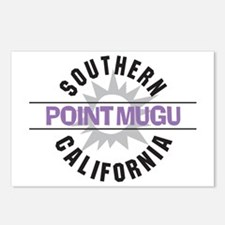 Point Mugu California Postcards (Package of 8)