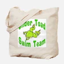 Under Toad Swim Team Tote Bag