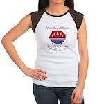Power Pig Women's Cap Sleeve T-Shirt