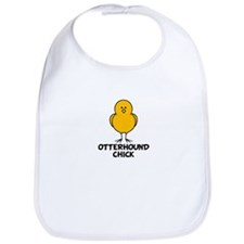 Otterhound Chick Bib
