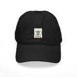 MICHAUX Family Crest Black Cap