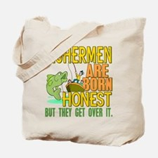 Born Honest Tote Bag