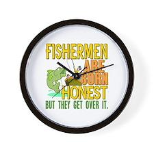 Born Honest Wall Clock
