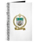 MICHAUX Family Crest Journal