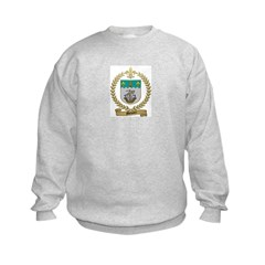MICHAUX Family Crest Sweatshirt