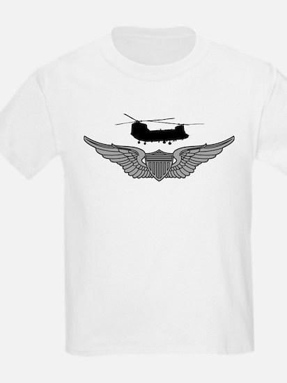 Kids Chinook Aviation T-Shirt