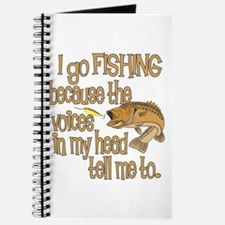 Fish - Voices in my head Journal