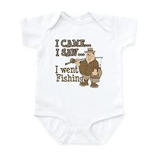 I Came... I Saw... Infant Bodysuit