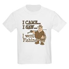 I Came... I Saw... T-Shirt