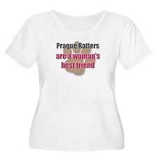 Prague Ratters woman's best friend T-Shirt