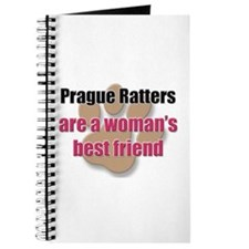 Prague Ratters woman's best friend Journal