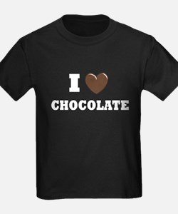 I love Chocolate T