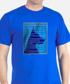 Checklist 1 (in blue) Great Dane T-Shirt
