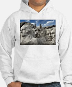 Mt. Rushmore Great Dane Hoodie Sweatshirt
