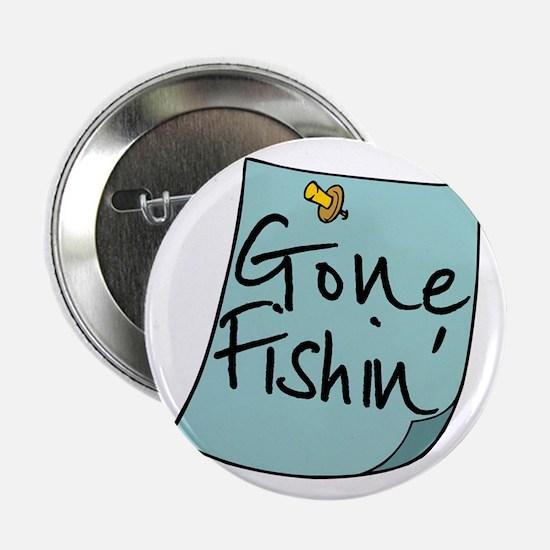 Gone Fishin' Note Button