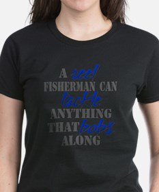 A Reel Fisherman Tee