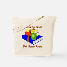 School's Cool 3rd Grade Rocks Tote Bag